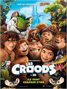 Les Croods (CAM VOSTFR)