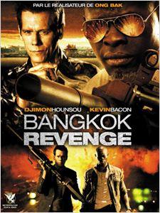 Bangkok Revenge affiche