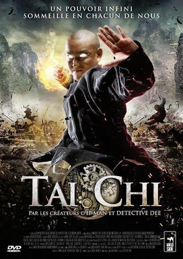 Tai Chi Zero affiche