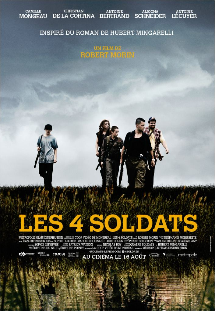 Les 4 Soldats FRENCH DVDRiP