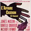 L&#39;Affaire Cic&#233;ron : affiche