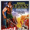 L&#39;Aigle des mers : affiche Brenda Marshall, Errol Flynn, Michael Curtiz