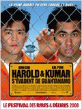 Harold et Kumar s&#39;&#233;vadent de Guantanamo