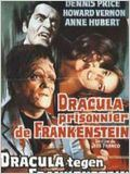 Dracula, prisonnier de Frankenstein