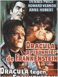 Dracula, prisonnier de Frankenstein