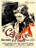 Claudine à l'école (Bande originale du film de Serge de Poligny)
