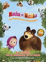 Bande-annonce Masha et Michka - Les Nouvelles aventures