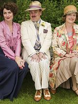 affiche Mapp and Lucia