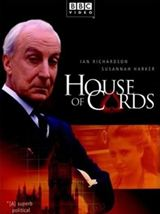 affiche House of Cards (UK 1990)