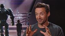 Hugh Jackman, Shawn Levy Interview : Real Steel
