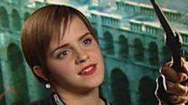 Tom Felton, Rupert Grint, Matthew Lewis, Emma Watson, David Yates Interview : Harry Potter et les reliques de la mort - partie 2