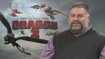 """Cannes 2014 - Le réalisateur de """"Dragons 2"""" parle de la suite !"""