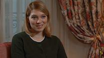 """""""Je ne me voyais pas comme une James Bond Girl potentielle..."""""""