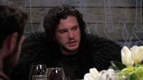 Jon Snow met une mauvaise ambiance dans un dîner entre amis