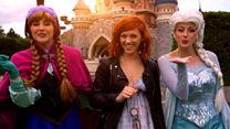 Défi Reine des Neiges : Let It Go chanté... dans les attractions Disney