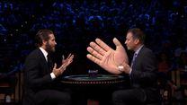 Jake Gyllenhaal en colle une à Jimmy Fallon !