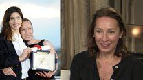 """Emmanuelle Bercot sur son prix d'interprétation à Cannes : """"J'ai du mal à inscrire ça dans une réalité"""""""