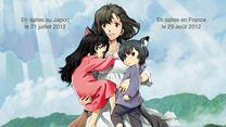 Les Enfants Loups, Ame & Yuki Bande-annonce VO