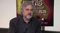 """La Tortue rouge - MAKING OF """"L'interview du réalisateur"""""""