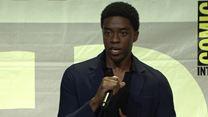 L'équipe de Black Panther au Comic-Con 2016