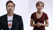 Les Avengers demandent aux Américains d'aller voter...