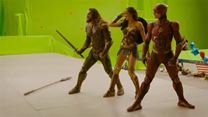"Justice League Making Of ""Tournage à Londres"" VO"