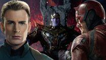 Fanzone N°656 - Qui sera dans Avengers 4 ?