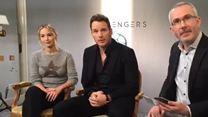 LIVE - Jennifer Lawrence & Chris Pratt (Passengers)