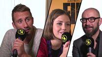 Interview Michaël R. Roskam, Matthias Schoenaerts, Adèle Exarchopoulos