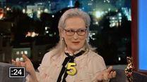 Meryl Streep a une minute pour citer toutes ses nominations !