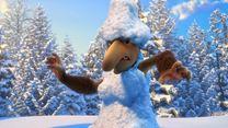 """La Princesse des glaces EXTRAIT """"Bataille de boules de neige chez les Trolls"""""""