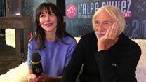 Mme Mills : Sophie Marceau - Pierre Richard, enfin réunis au cinéma !