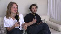 En Liberté - Interview Adèle Haenel, Pio Marmai et Pierre Salvadori