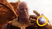 Faux Raccord N°239 - Les gaffes et erreurs de Avengers : Infinity War