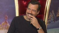 L'interview grincheuse de Laurent Lafitte