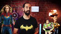 Fanzone N°790 - Cap sur 2019 ! Quelles sont vos 10 plus grosses attentes geek et héroïques ?