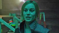"""Captain Marvel BONUS VO """"L'entraînement de Brie Larson"""""""