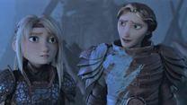 """Dragons 3 : Le monde caché EXTRAIT VO """"Les conseils de Valka"""""""
