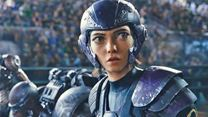 "Alita : Battle Angel EXTRAIT VO ""Motorball"""