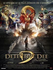 Détective Dee : La légende des Rois Célestes Bande-annonce VF