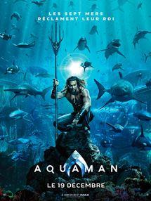 Aquaman Bande-annonce officielle VF