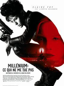 Millenium : Ce qui ne me tue pas Bande-annonce VO