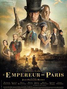 L'Empereur de Paris Bande-annonce VF