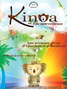 Kinoa et l'île merveilleuse Bande-annonce (2) VF