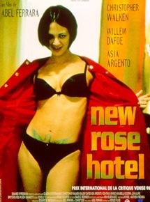 New Rose Hotel streaming