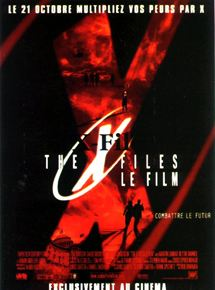 The X Files, le film