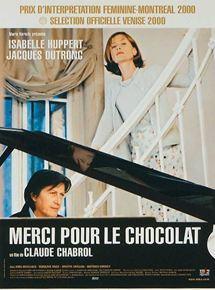 Merci pour le chocolat streaming