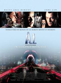 A.I. Intelligence artificielle streaming