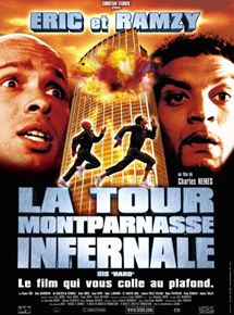 La Tour Montparnasse infernale streaming