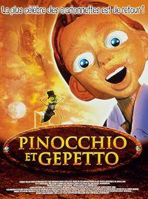 Pinocchio et Gepetto streaming